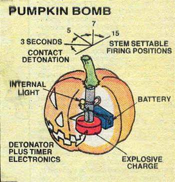 Pumpkin Bomb/Gallery