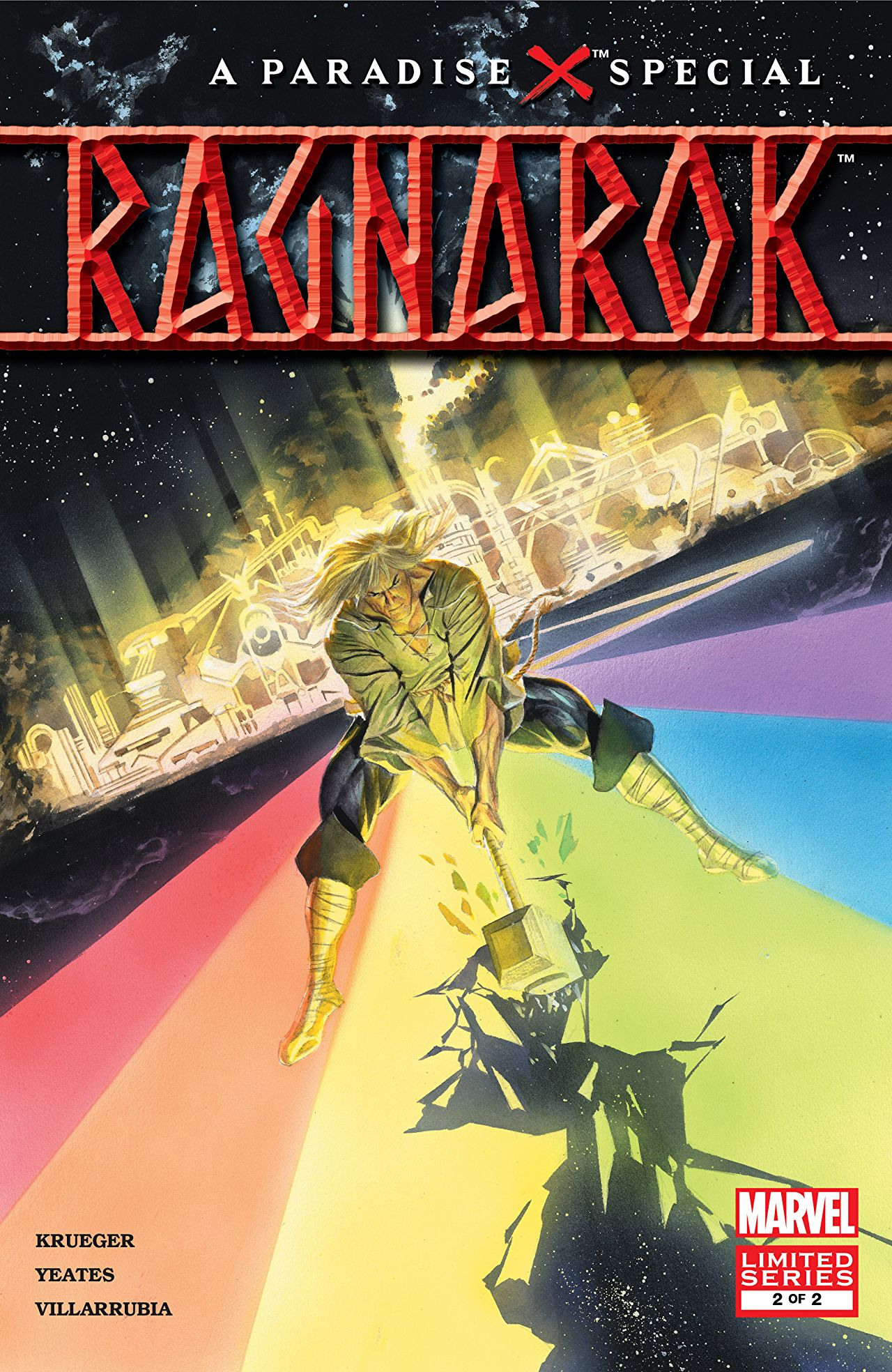 Paradise X: Ragnarok Vol 1 2