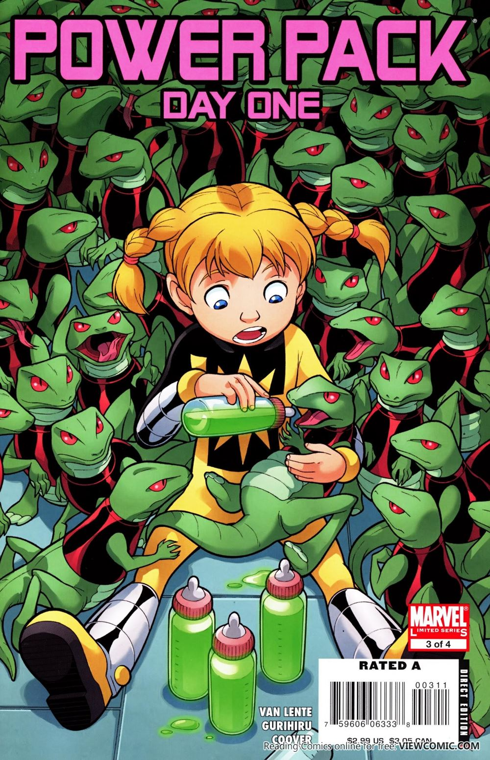 Power Pack: Day One Vol 1 3