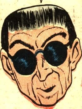 Professor Grimm (Earth-616)
