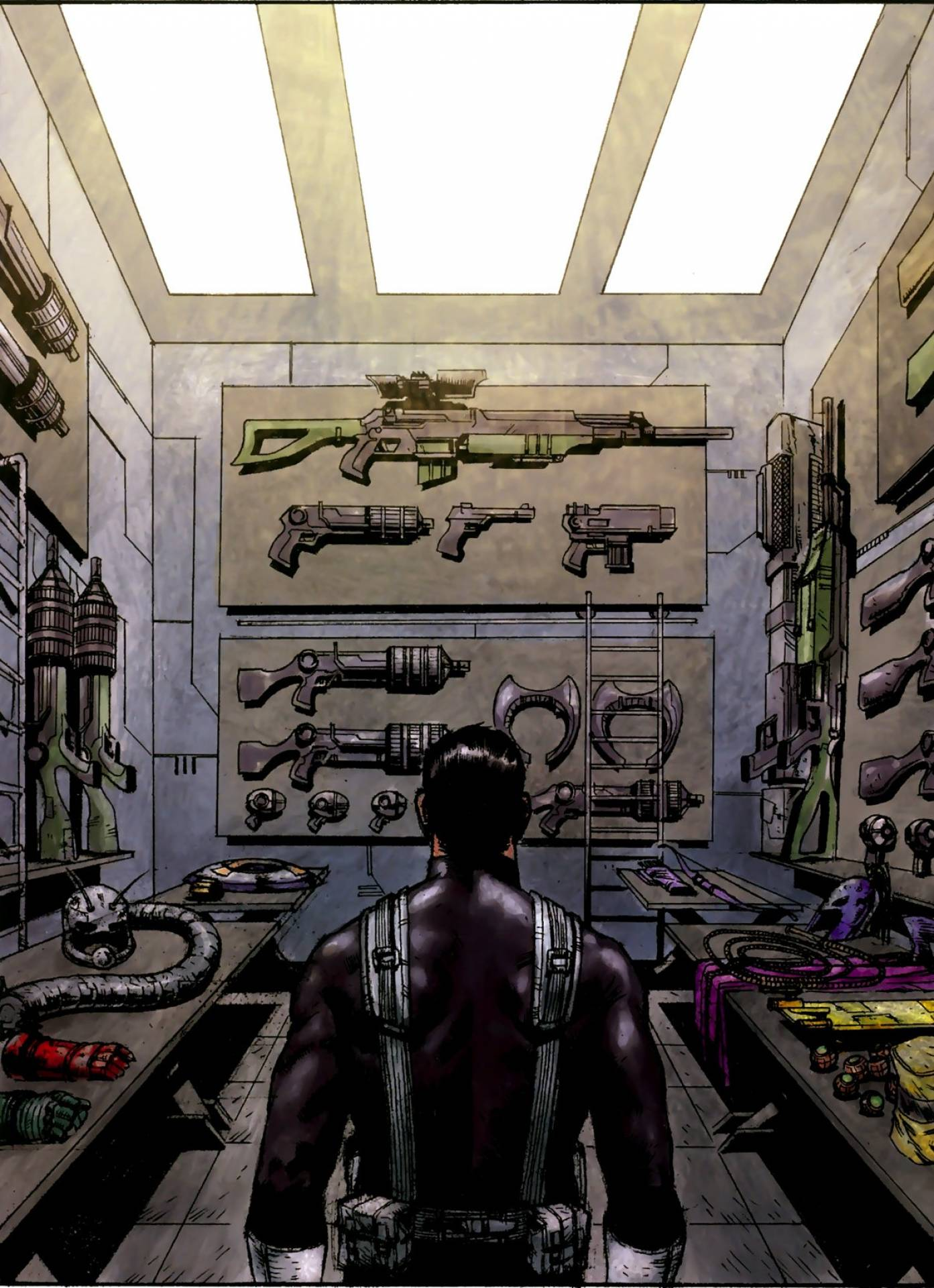 Punisher's Arsenal/Gallery