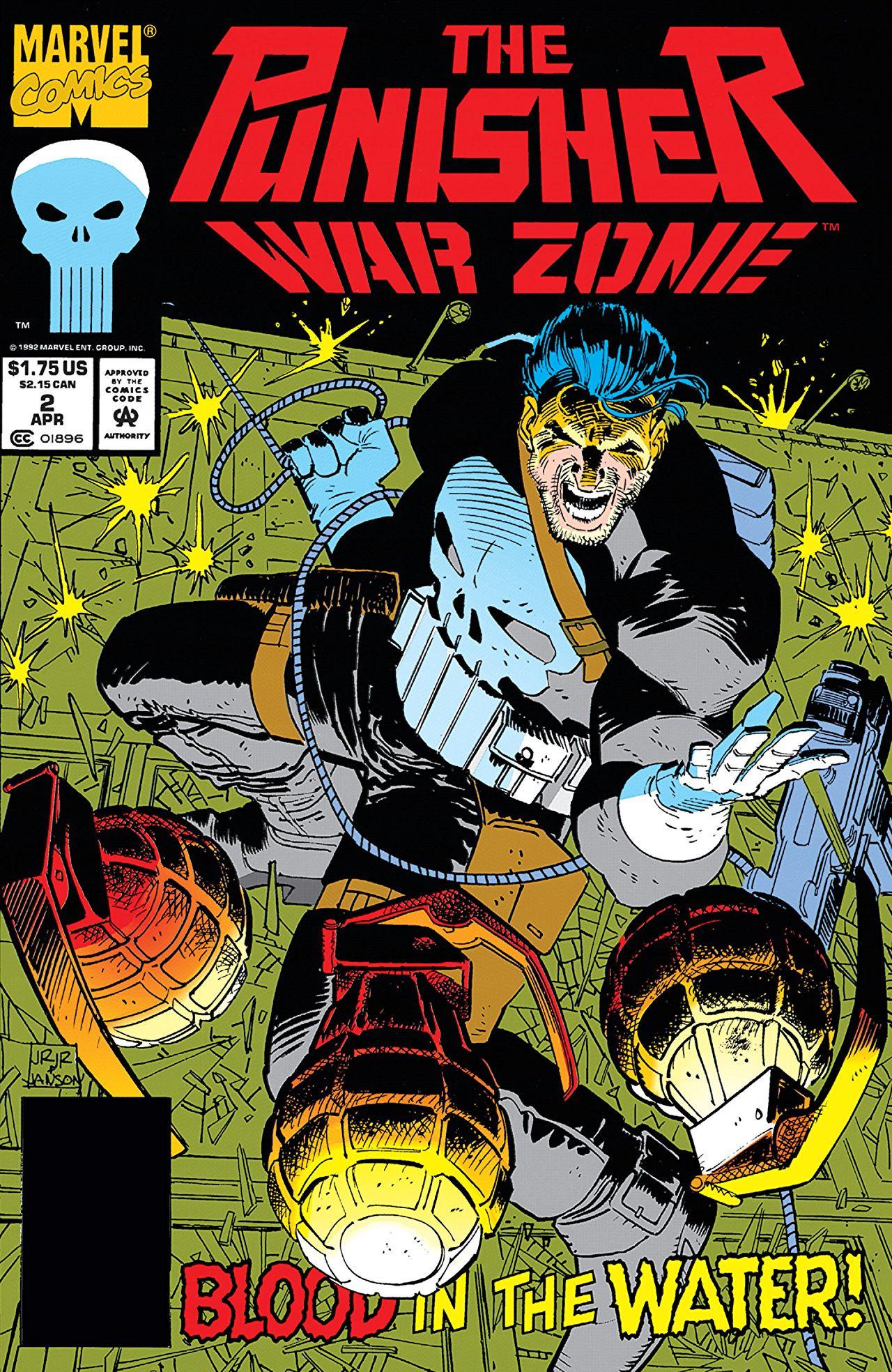 Punisher: War Zone Vol 1 2
