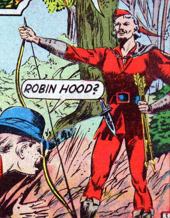 Robert Locksley (Earth-616)