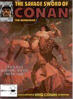 Savage Sword of Conan Vol 1 205