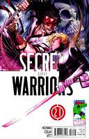 Secret Warriors Vol 1 21