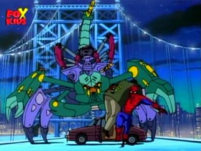 Spider-Man: The Animated Series Season 1 4