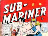 Sub-Mariner Comics Vol 1 25