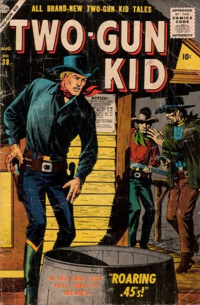 Two-Gun Kid Vol 1 38