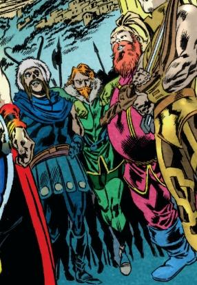 Warriors Three (Earth-53101)