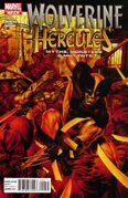 Wolverine Hercules Myths, Monsters & Mutants Vol 1 1