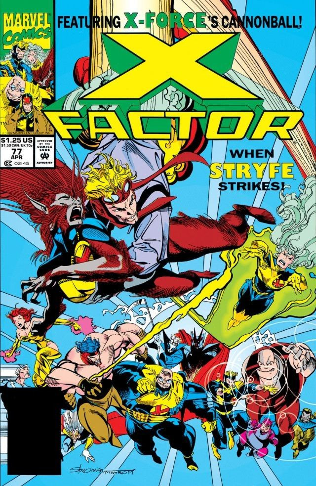 X-Factor Vol 1 77