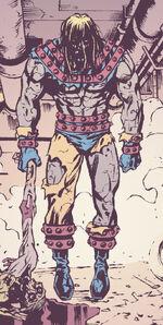 Albert Gaines (Zombie Clone) (Earth-616)