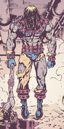 Albert Gaines (Zombie Clone) (Earth-616) from Marvel Zombies Supreme Vol 1 1 001