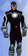 Alexander Summers (Earth-616) from Official Handbook of the Marvel Universe X-Men 2004 Vol 1 1 0001