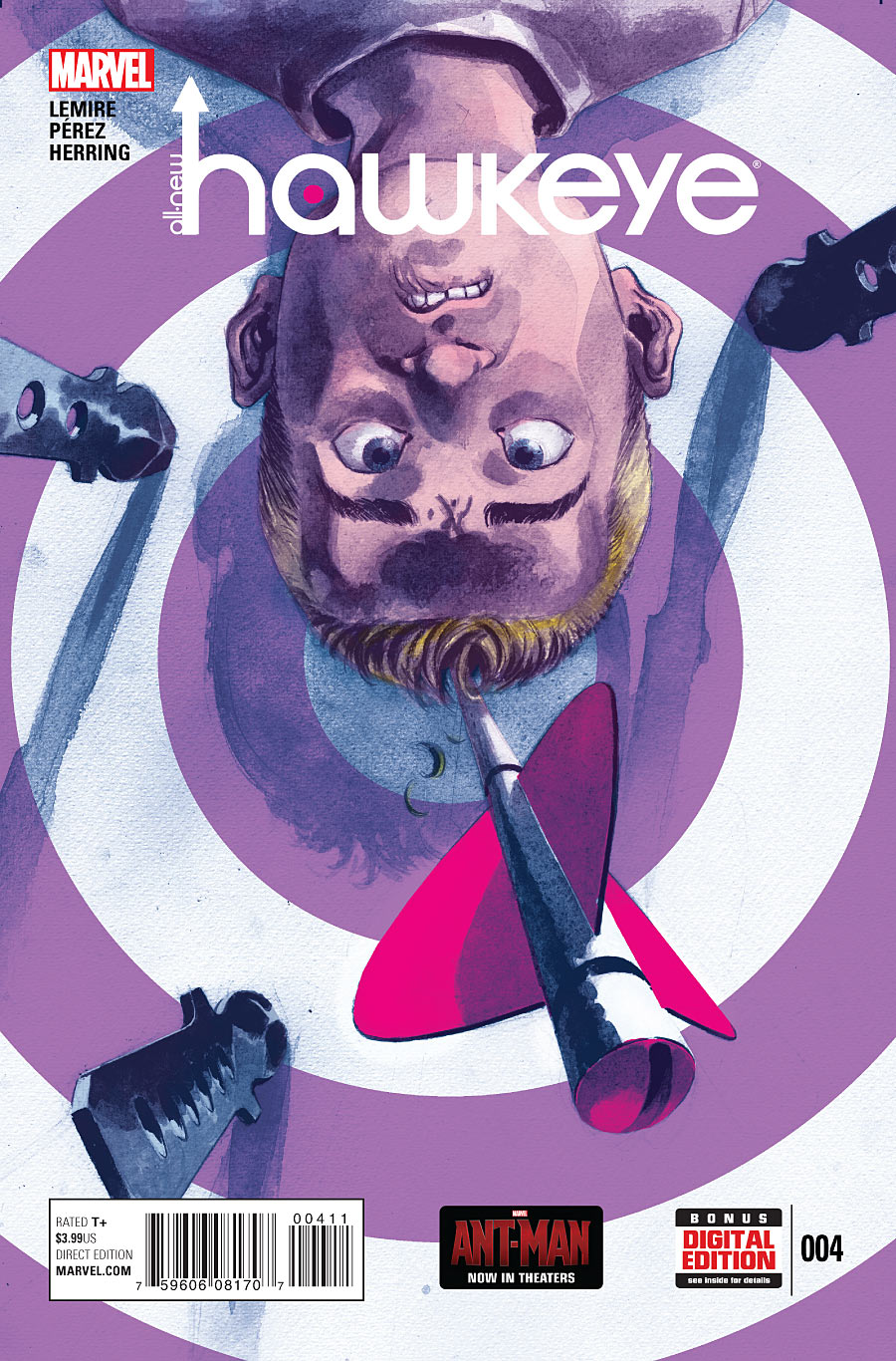 All-New Hawkeye Vol 1 4