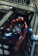 Amazing Spider-Man Vol 4 3 Dell'Otto Variant Textless