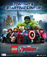 Avengers (Earth-13122) from LEGO Marvel's Avengers 001