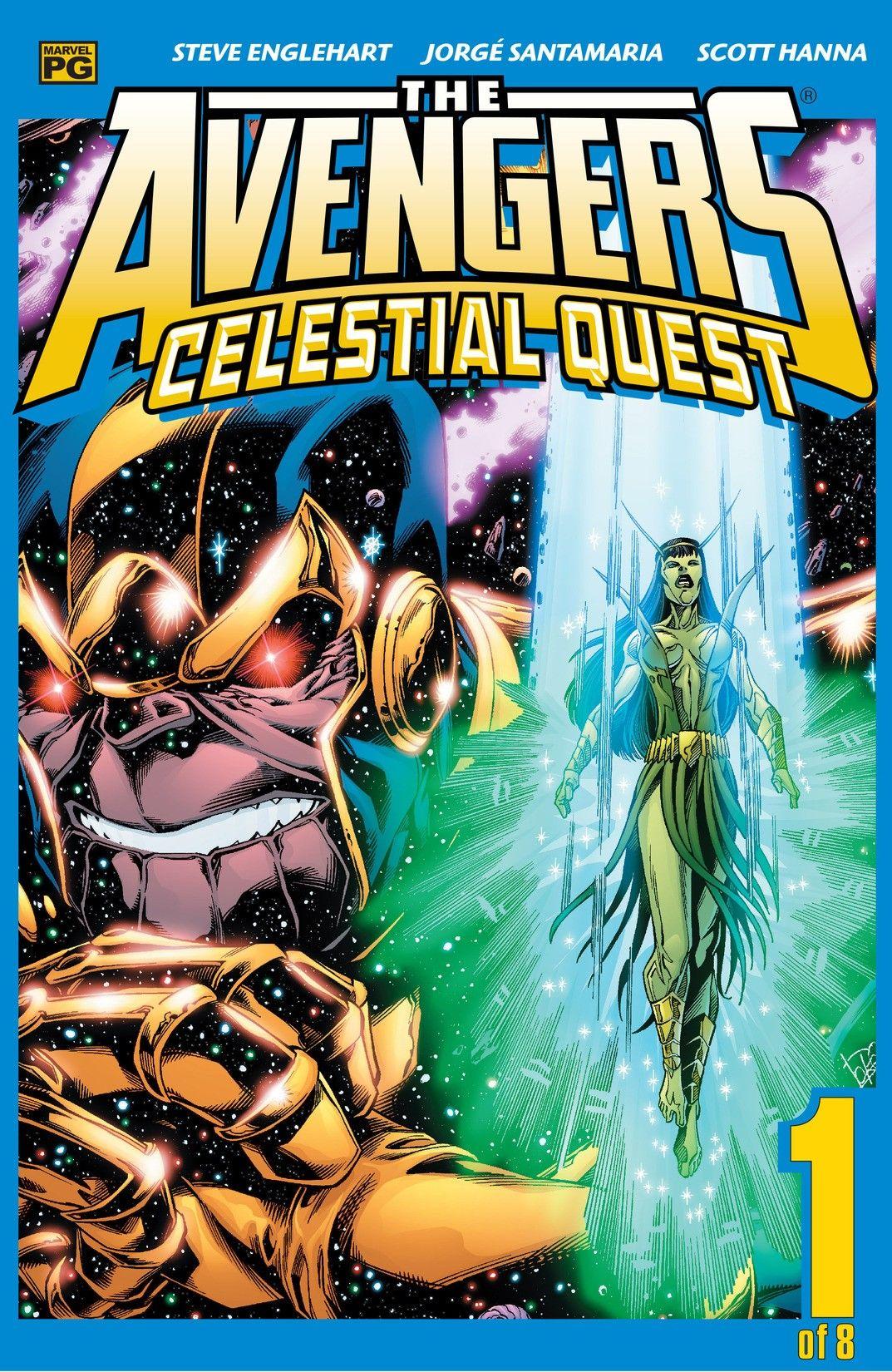 Avengers: Celestial Quest Vol 1 1