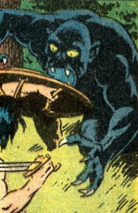Beast-God (Earth-616)