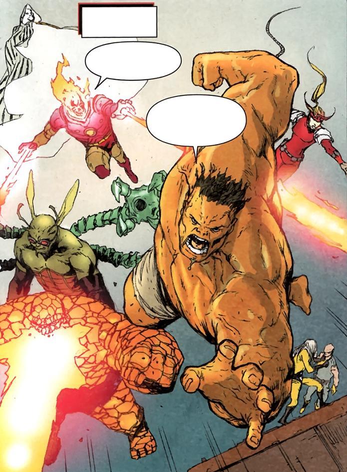 Orange Hulk (Earth-295)
