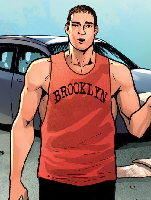 Brook Lopez (Earth-616)
