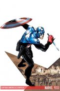 Captain America Corps Vol 1 1 Textless