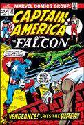 Captain America Vol 1 157