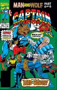 Captain America Vol 1 407