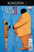 Civil War II Kingpin Vol 1 2