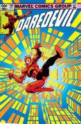 Daredevil Vol 1 186