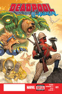 Deadpool Bi-Annual Vol 1 1