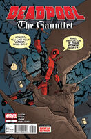 Deadpool The Gauntlet Vol 1 1