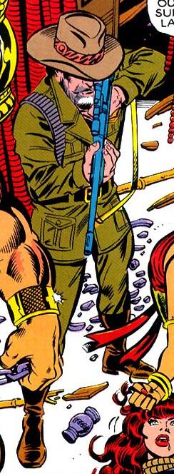 Deadshot Darrance (Earth-616)