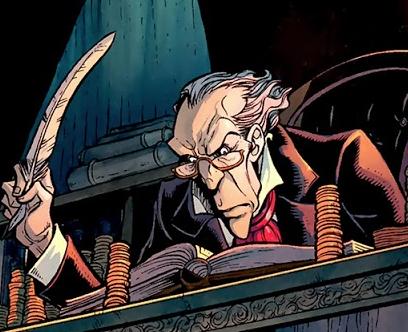 Ebenezer Scrooge (Earth-11081)