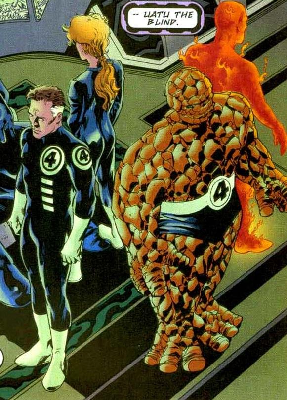 Fantastic Four (Uatu's creation) (Earth-96943)