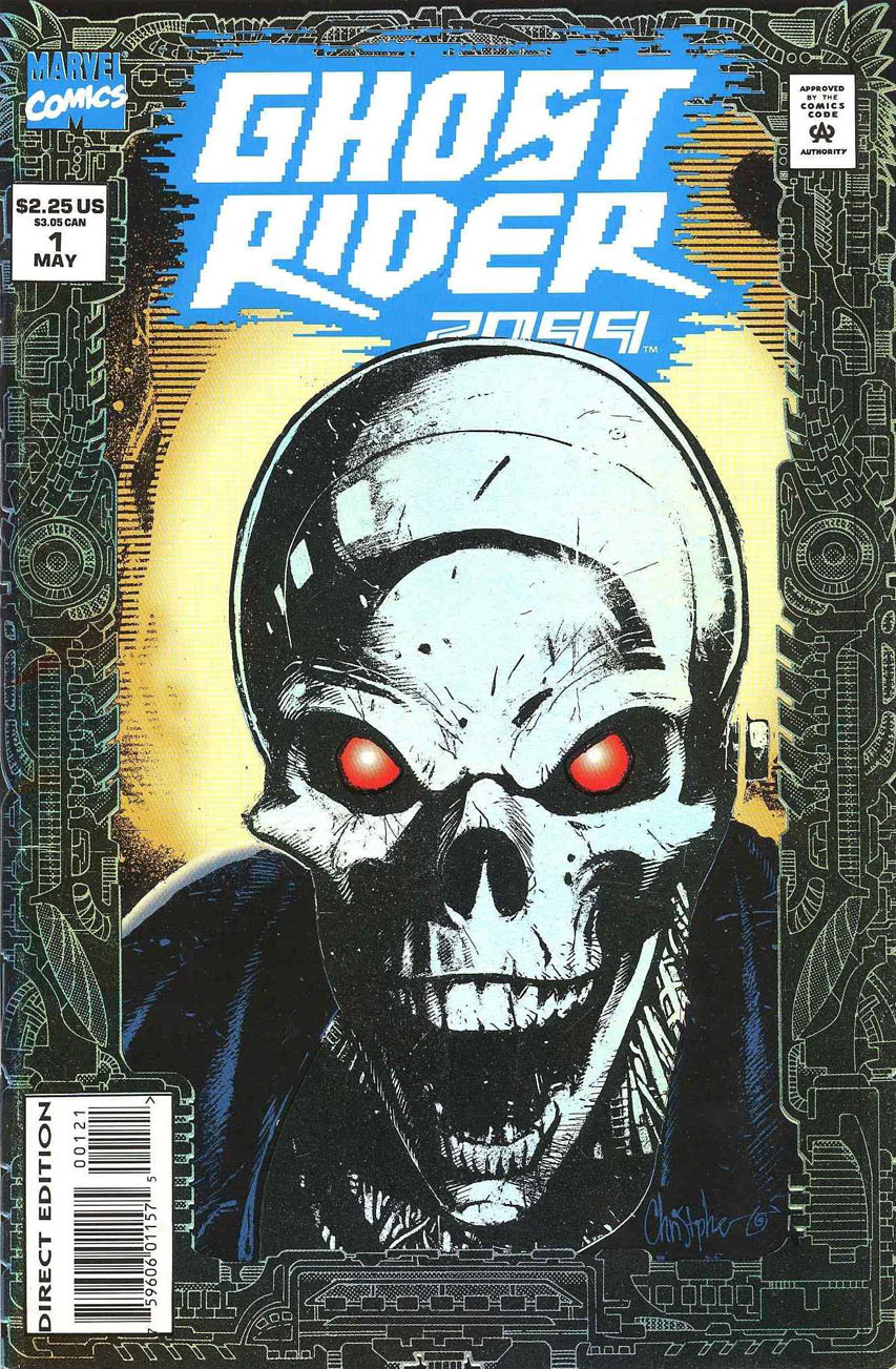 Ghost Rider 2099 Vol 1