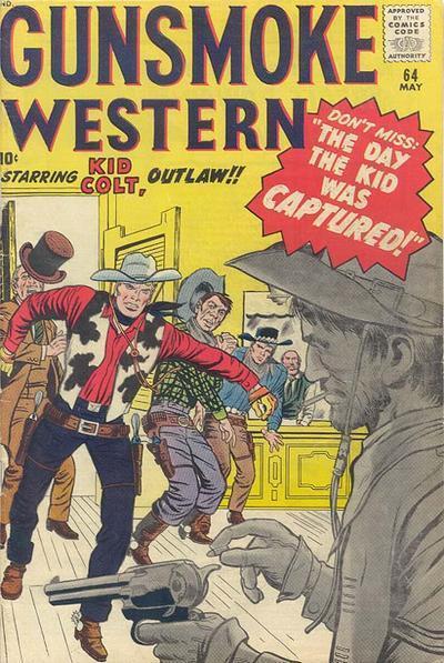 Gunsmoke Western Vol 1 64
