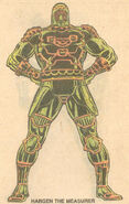 Hargen (Earth-616) from Official Handbook of the Marvel Universe Vol 2 2 001