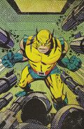Incredible Hercules Vol 1 128 Wolverine Art Appreciation Variant Textless