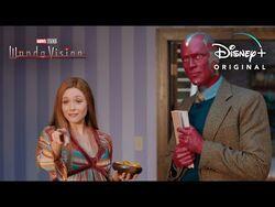 Infinite - Marvel Studios' WandaVision - Disney+