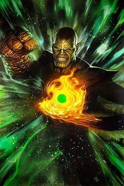 Infinity Countdown Vol 1 2 Unknown Comic Books Exclusive Super-Skrull Holds Infinity Virgin Variant.jpg