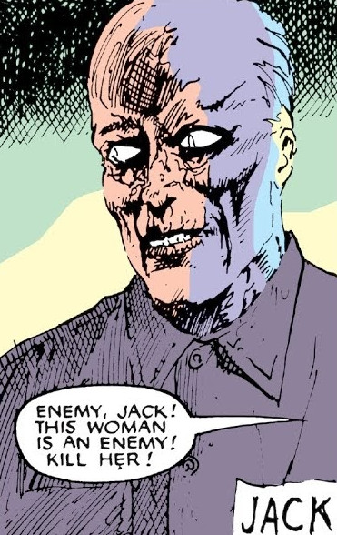 Jack Norton (Earth-616)/Gallery