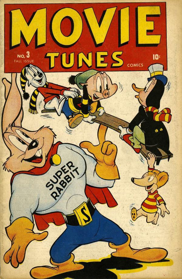 Movie Tunes Comics Vol 1 3