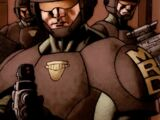 Mutant Response Division (Earth-616)/Gallery