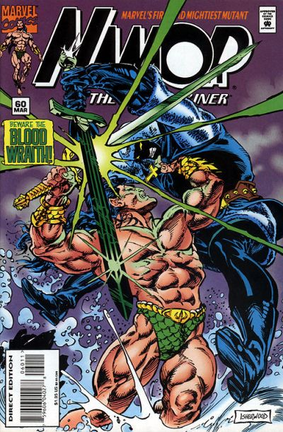Namor the Sub-Mariner Vol 1 60