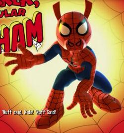 Peter Porker (Earth-TRN579) from Spider-Man Shattered Dimensions 003.jpg