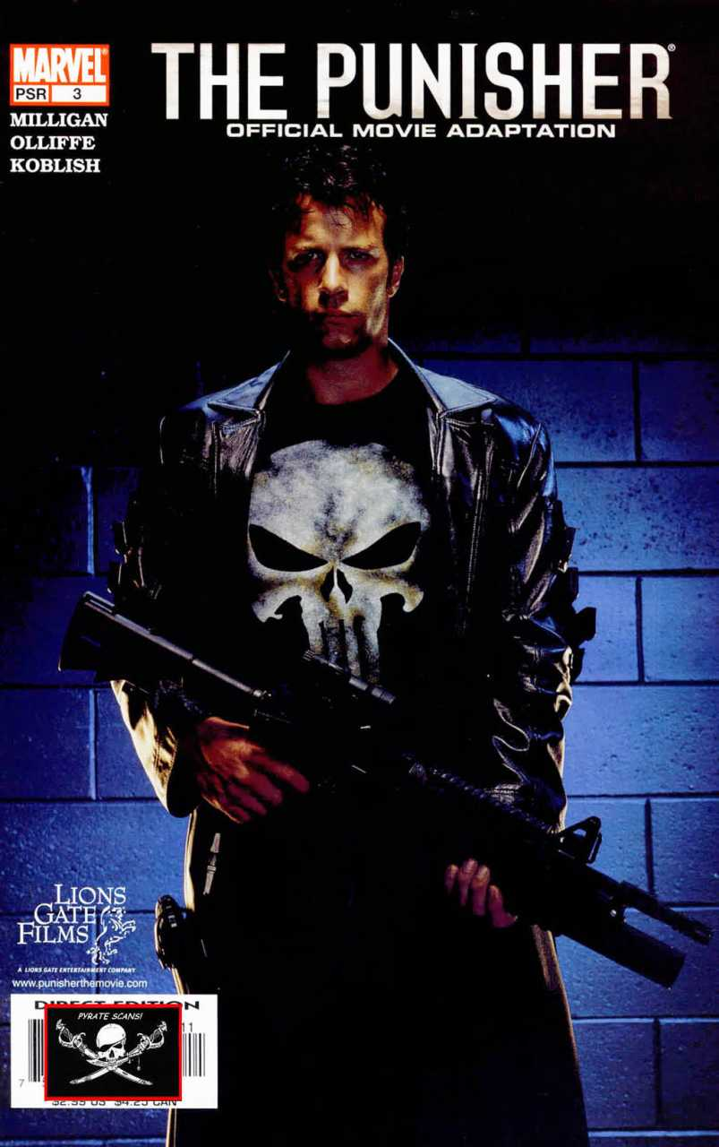 Punisher: Official Movie Adaptation Vol 1 3