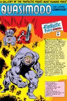 Quasi-Motivational Destruct Organism (Earth-616) from Fantastic Four Annual Vol 1 14 0001