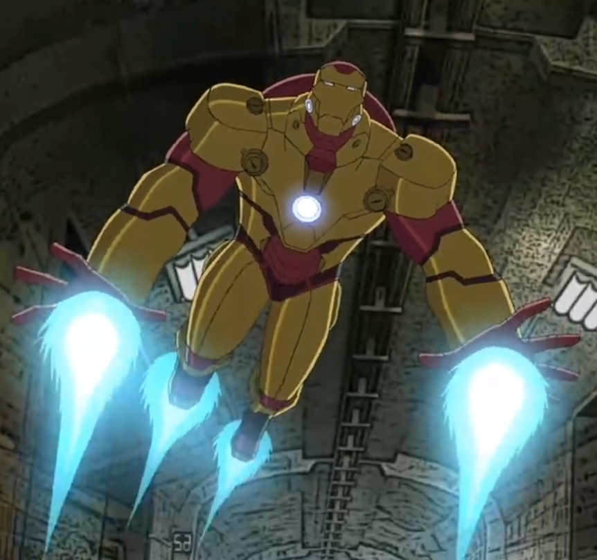 Rubber Ducky Armor (Earth-12041)/Gallery