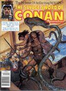 Savage Sword of Conan Vol 1 190